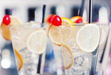 Cerises maraschino pour les cocktails