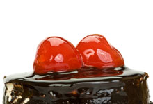 Cerises à l'anis pour desserts