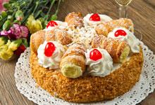 Cerises à l'anis pour tartes