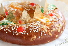 Christmas Candied fruits for spanish Roscon de Reyes