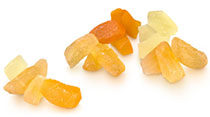 Candied Fruit Portions