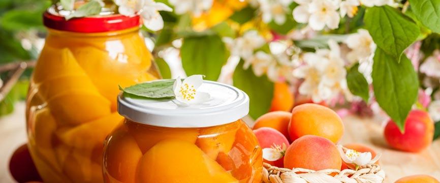 grados brix en las frutas en conserva.