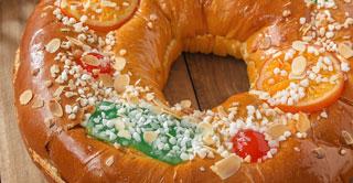 La fruta escarchada de los dulces navideños es una entrañable tradición a la que contribuimos desde Lazaya