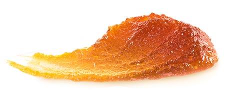 Pasta de frutas en conserva