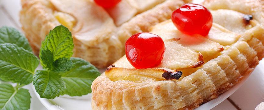 Deliciosas manzanas en almíbar para pastelerías: el ingrediente esencial para tus tartas de manzana...
