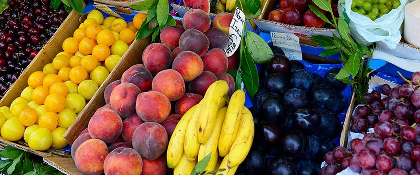 Como elegir las mejores frutas y verduras para la cocina y para frutas en conserva