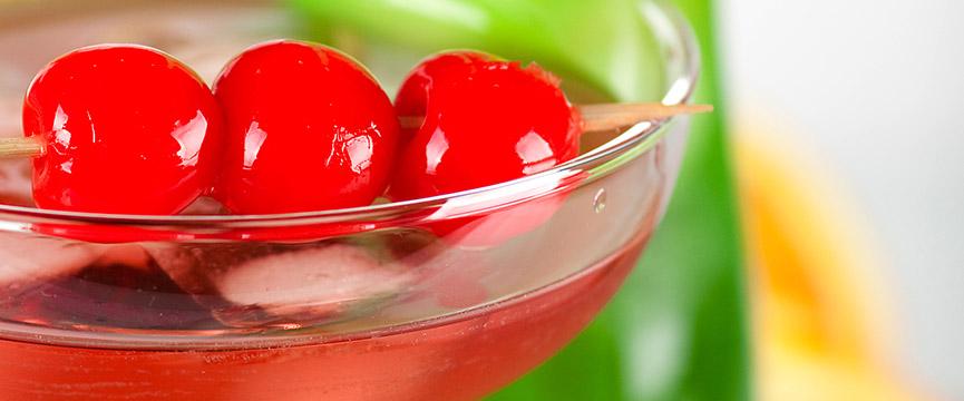 Valor añadido a tus cócteles con fruta confitada