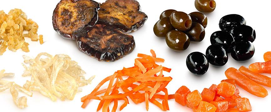 recetas con verduras confitadas elaboradas por profesionales