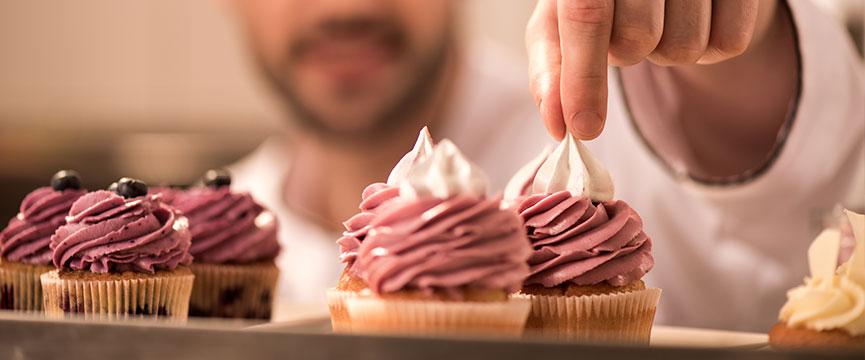Ideas for improving dessert presentation