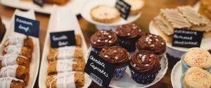 frutas confitadas en productos de pastelería industrial