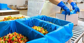 Lazaya's quality control of its certified preserved fruit also covers handling and packaging.