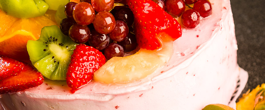 Candied fruit by Grolet