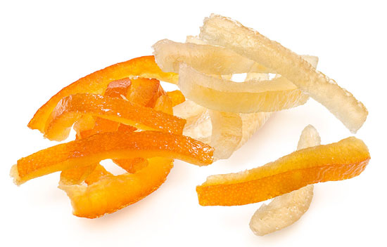 Candied Fruit Peel produced by Lazaya