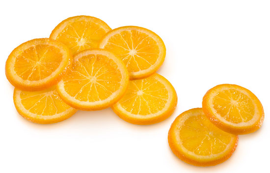 Orange au Sirop