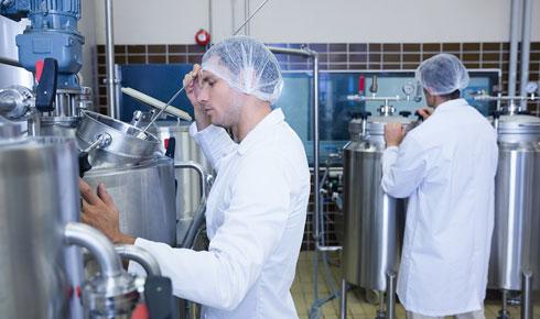 Produits en conserve pour l'industrie alimentaire